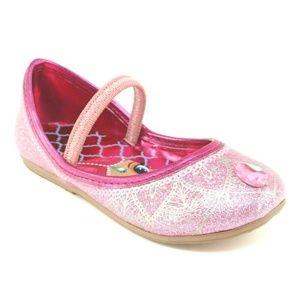 Shimmer & Shine Toddler Girls Princess Flats NWT